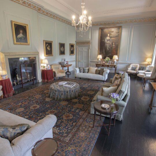 Royal Lodgings Dining Room