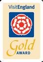 Visit England Gold Award