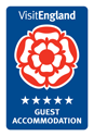 Visit England Guest Accommodation Award